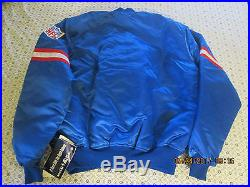 NWT Vintage 80/90's Buffalo Bills Starter Satin Jacket Sz XL DEADSTOCK