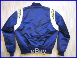 San Diego Chargers Starter Satin Jacket XL Extra Large NFL Fouts Los Angeles