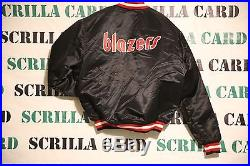 This Is A Vintage Throwback Starter Portland Trailblazers Jacket Size Large Made