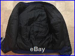 Vintage & Very Rare Chicago Bears Starter Satin Jacket Mens Size XL